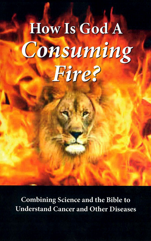 How Is God A Consuming Fire?