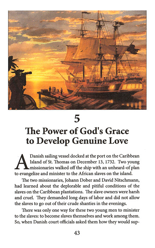 The Exceeding Great Power of God's Grace inside 1