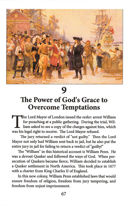 The Exceeding Great Power of God's Grace inside 2