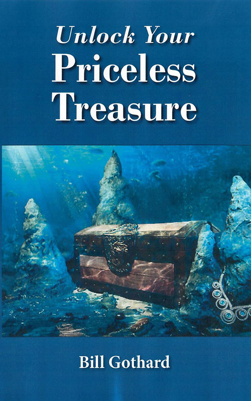 Unlock Your Priceless Treasure cover