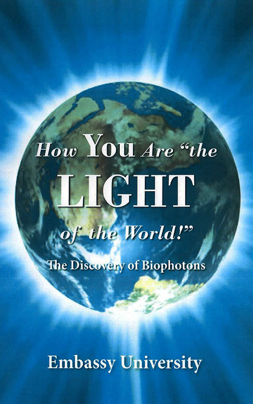 How You Are the Light of the Word cover