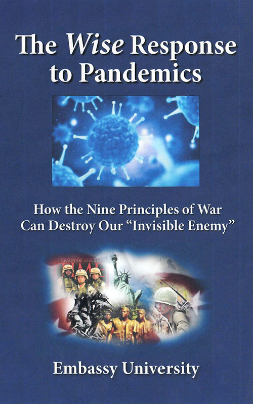 The Wise Response to Pandemics cover