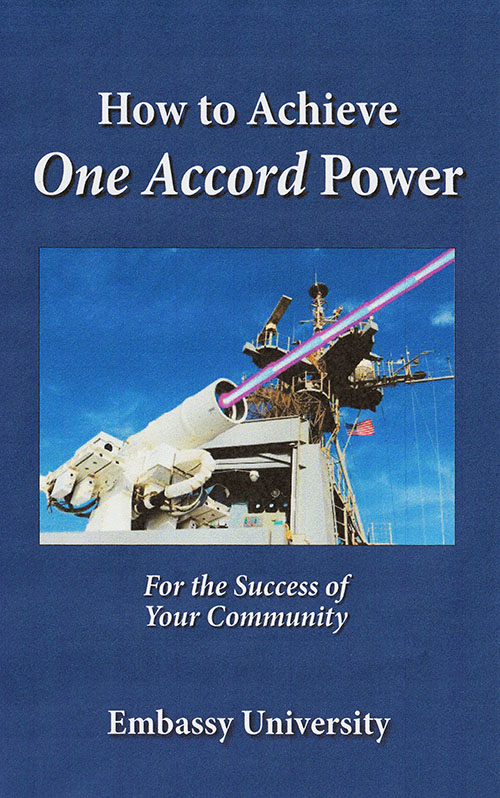 How to Achieve One Accord Power cover